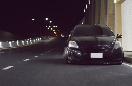 Toyota Yaris Stance Flush Fitment