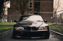 BMW Z3 Flush STance Fitment