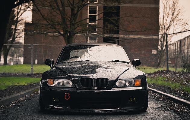 BMW Z3 Flush STance Fitment