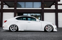 Slammed & Fitted Lexus IS