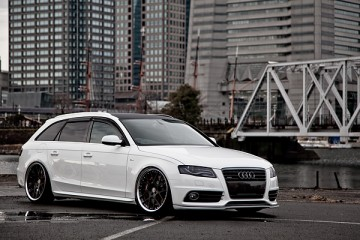 Classy & Sexy Audi A6
