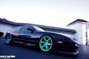 Form & Function Nissan Silvia 240sx