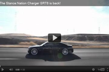 Charger SRT8 Stance
