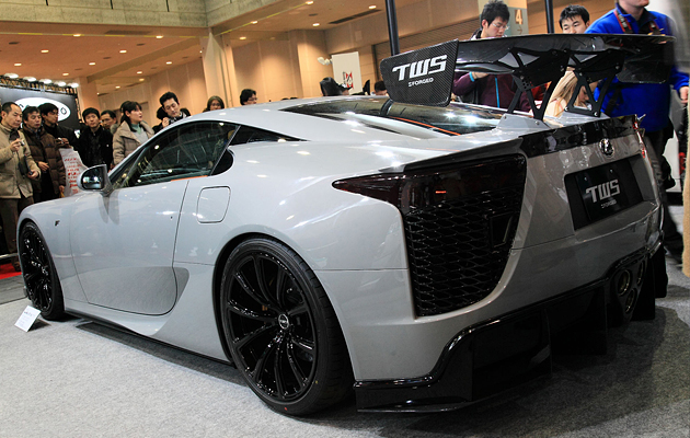 Osaka Auto Messe Photo Coverage