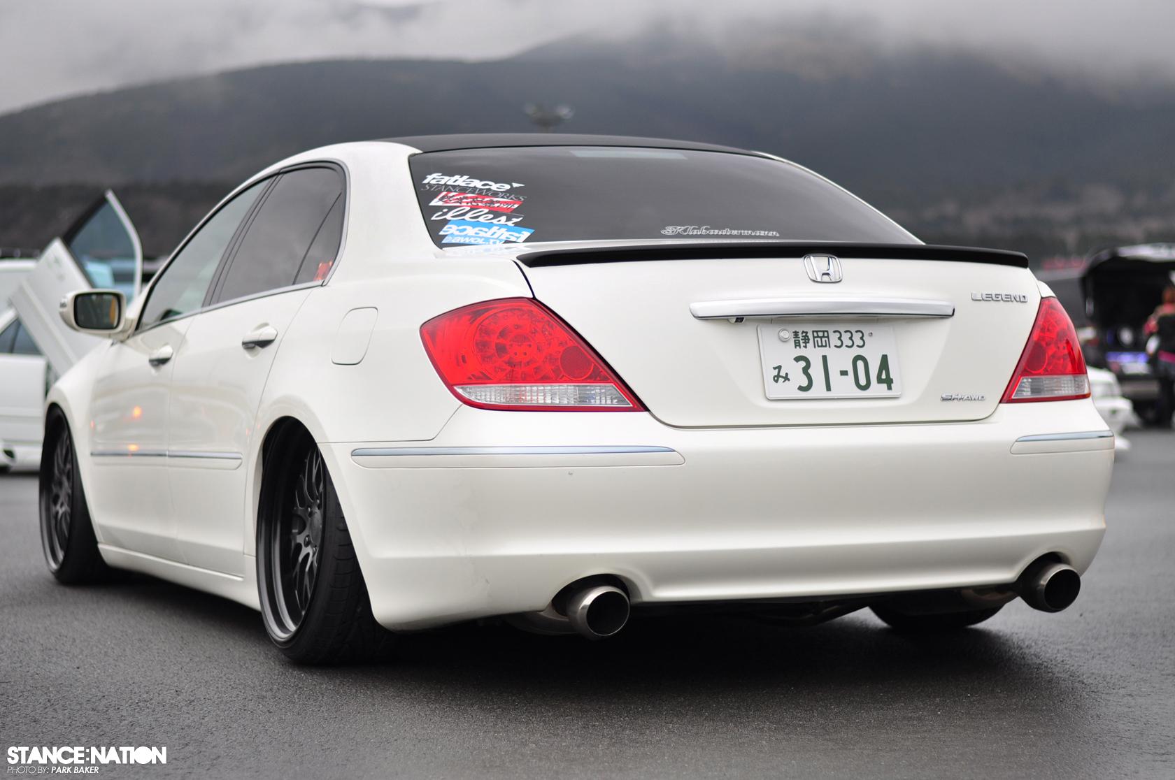 Excite King // Honda Legend | StanceNation™ // Form > Function