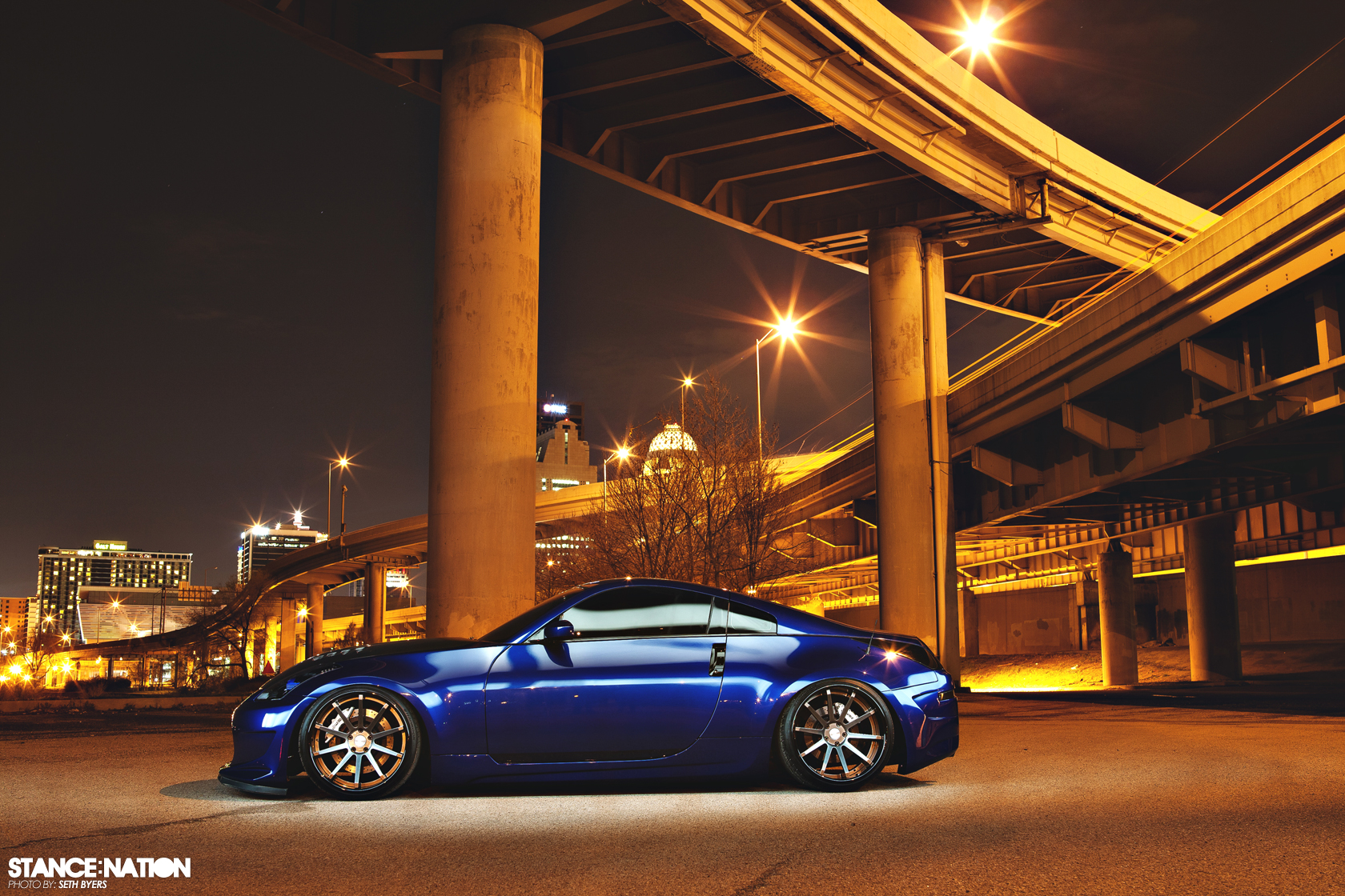 Nessen Forged // Turbo Nissan 350Z | StanceNation™ // Form