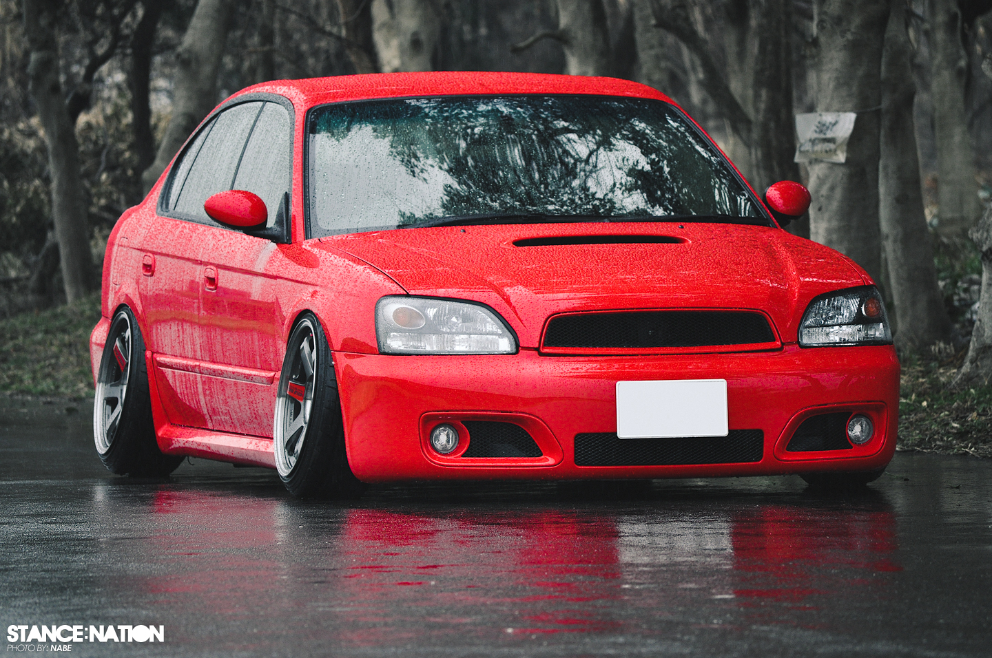 From Japan With Fitment Subaru Legacy B4 Blitzen