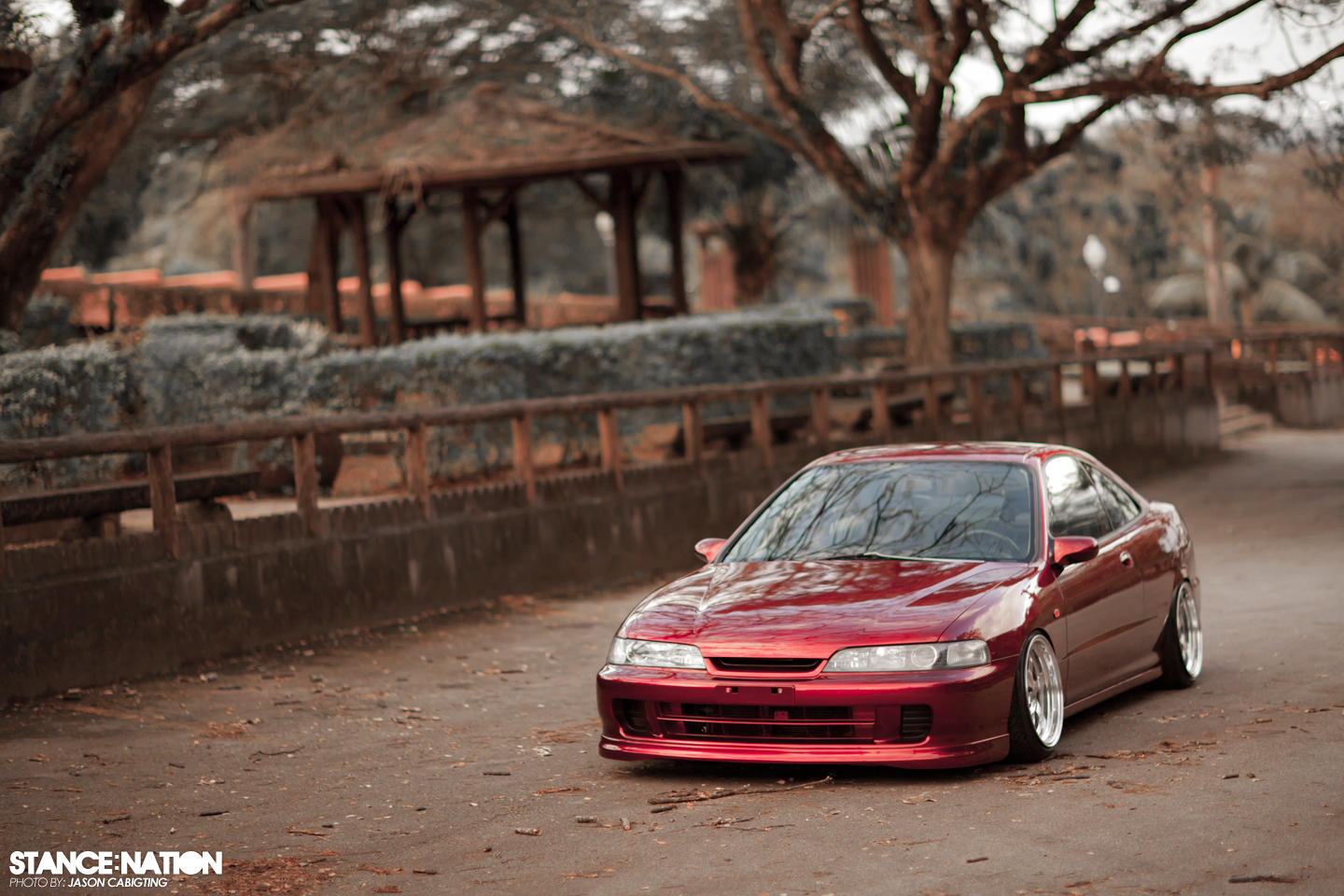 That Guam Steez StanceNation Form Function - Acura integra tire size