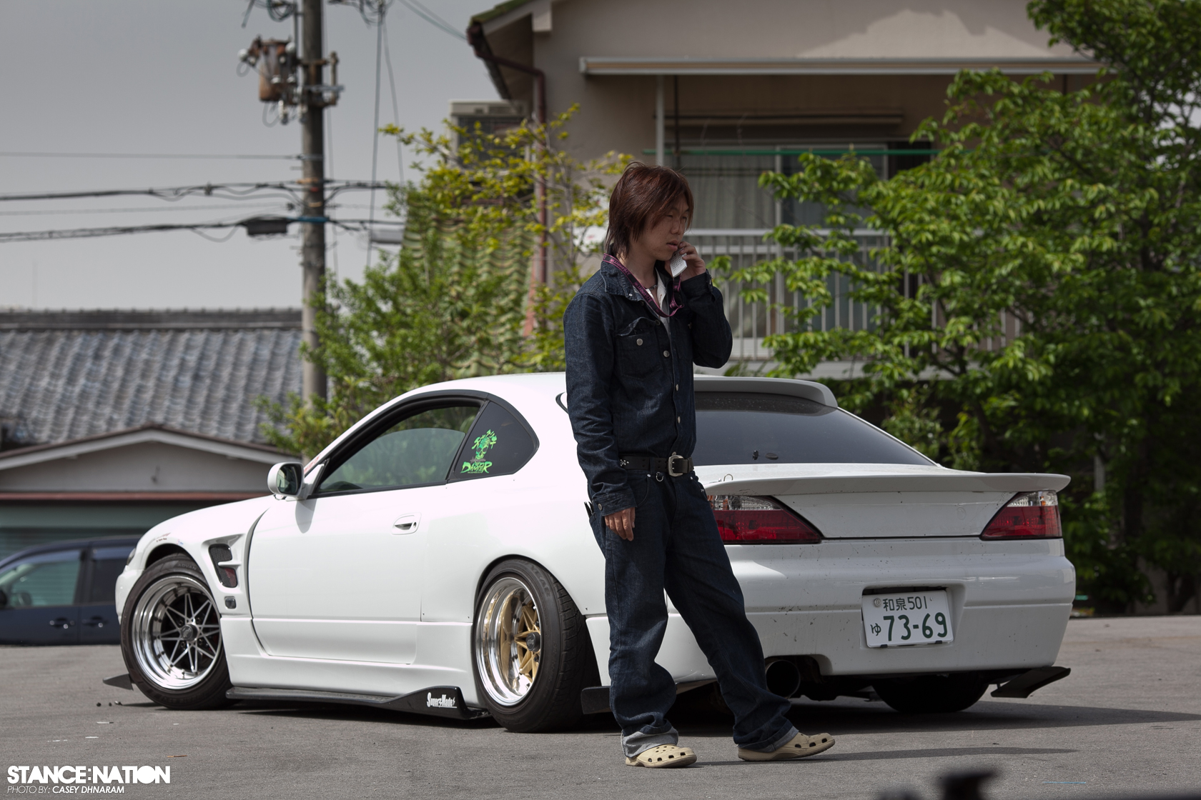Super Made Nissan Stancenation Form Function