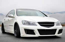 Acura RL Fitted Stance
