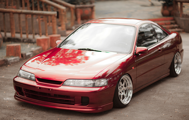 Fitment & Stance Acura Integra