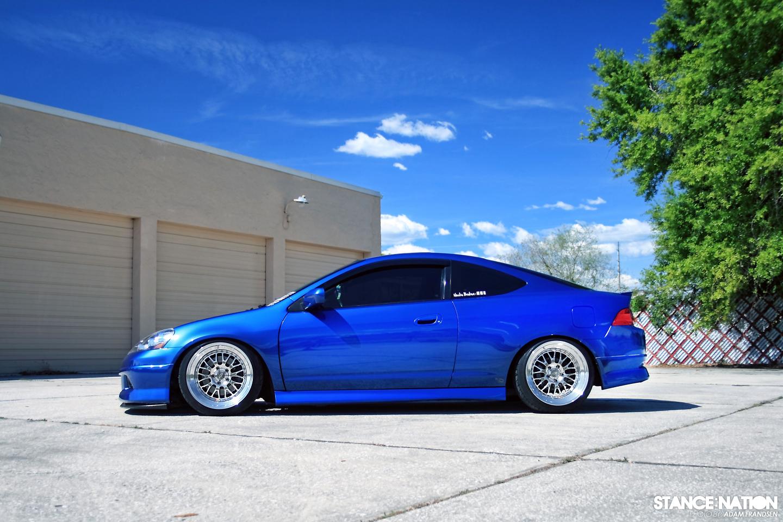 White Acura Rsx Jdm Speed & Style. | S...