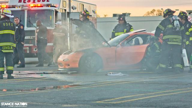 Slammed & Stanced Flush fitment Mazda RX7 (5)