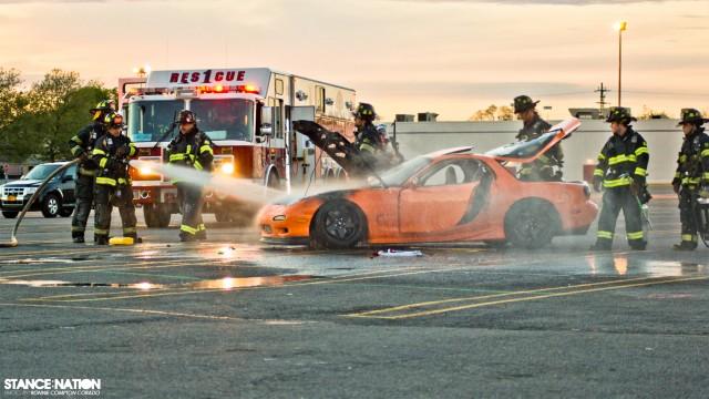 Slammed & Stanced Flush fitment Mazda RX7 (4)