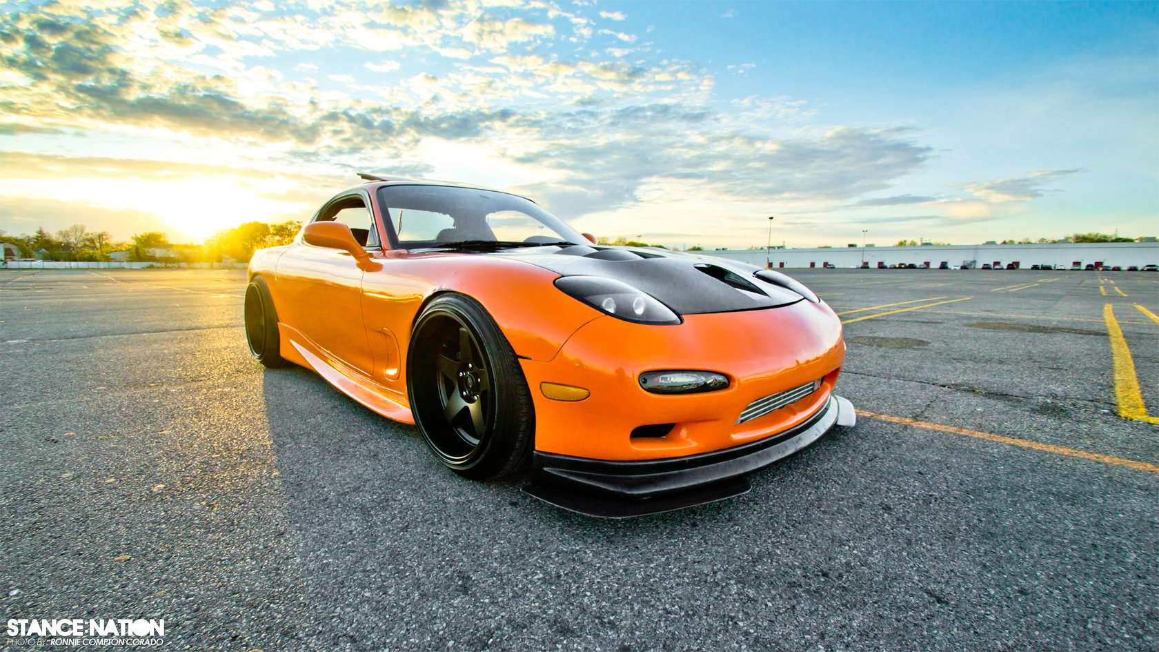 500+ HP Mazda RX7 // The Ups & Downs. | StanceNation™ // Form > Function