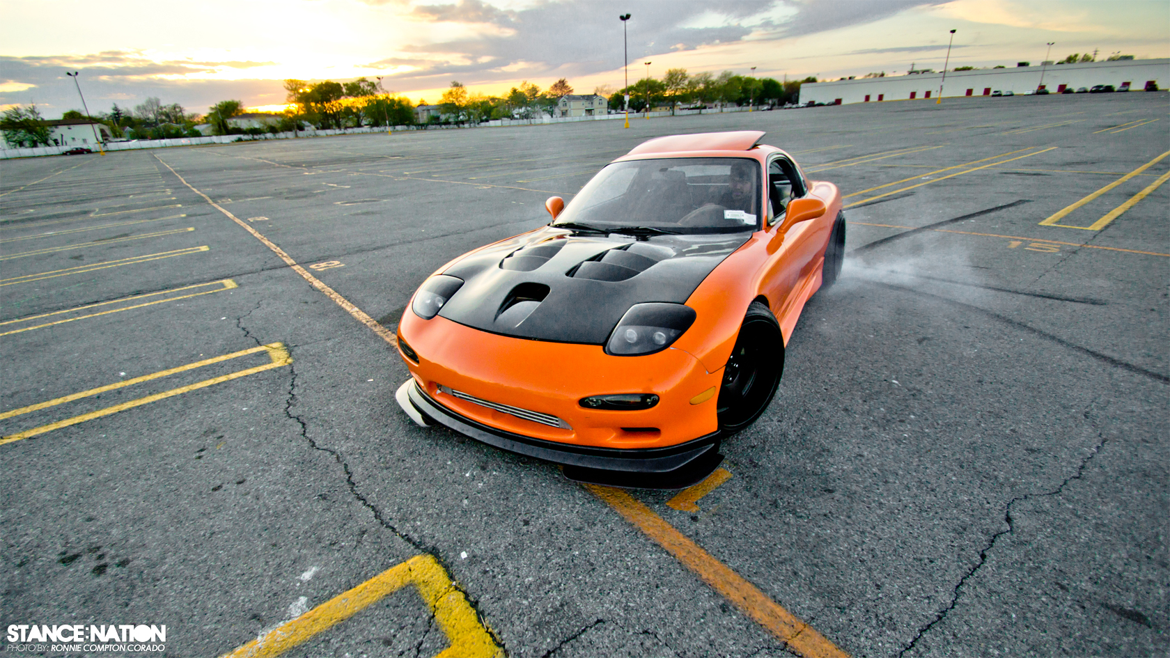 500 Hp Mazda Rx7 The Ups Downs Stancenation Form Function Wiring Harness Fd Slammed Stanced Flush Fitment