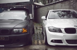 Aggressive Fitment China Stanced Car Event (2)