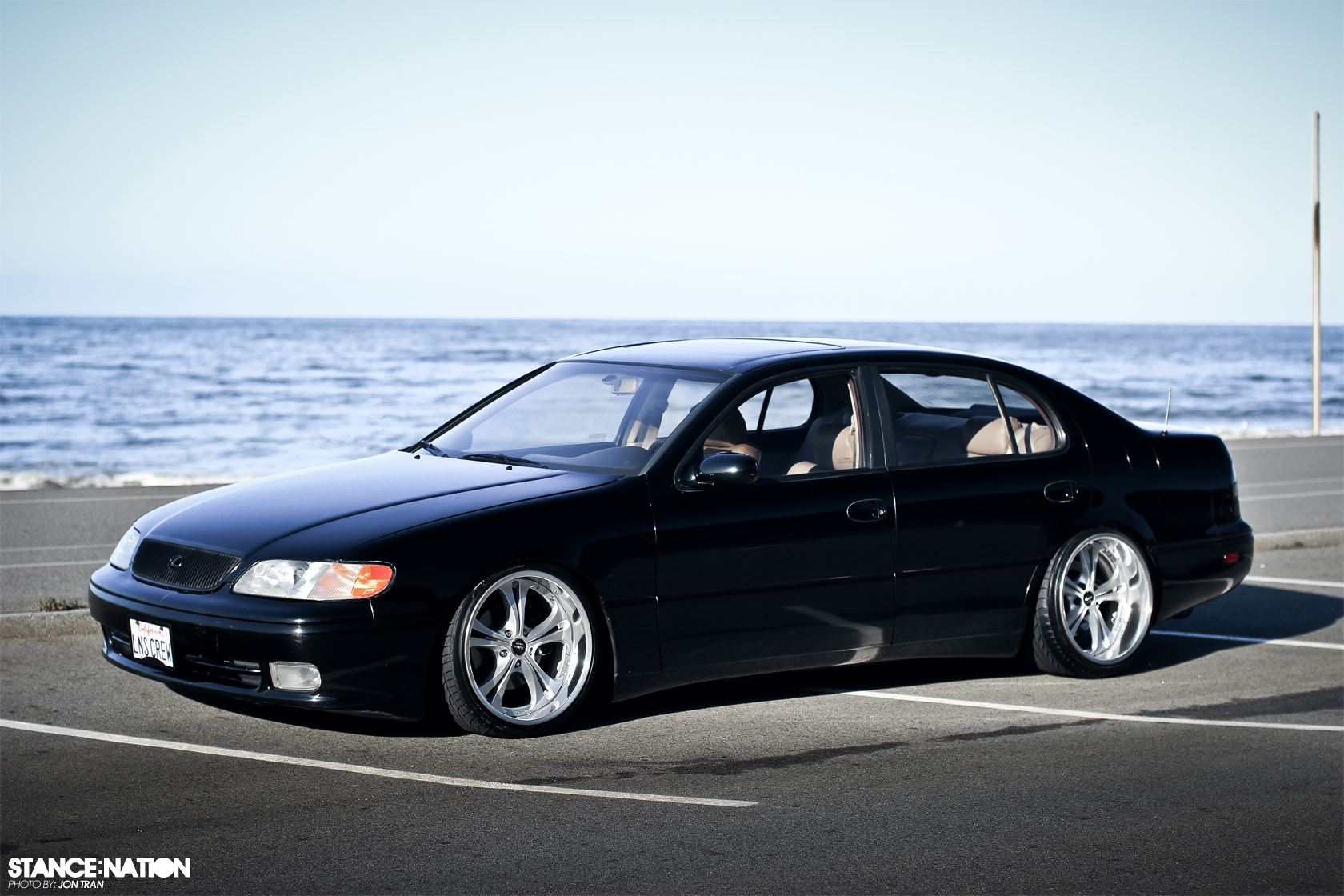 Low N Slow // Lexus SC300 & Lexus GS300 | StanceNation ...