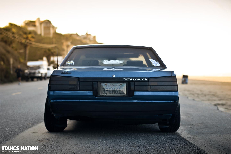 Low N Slow Toyota Celica Vw Passat Stancenation Form 1983 Gts Previous