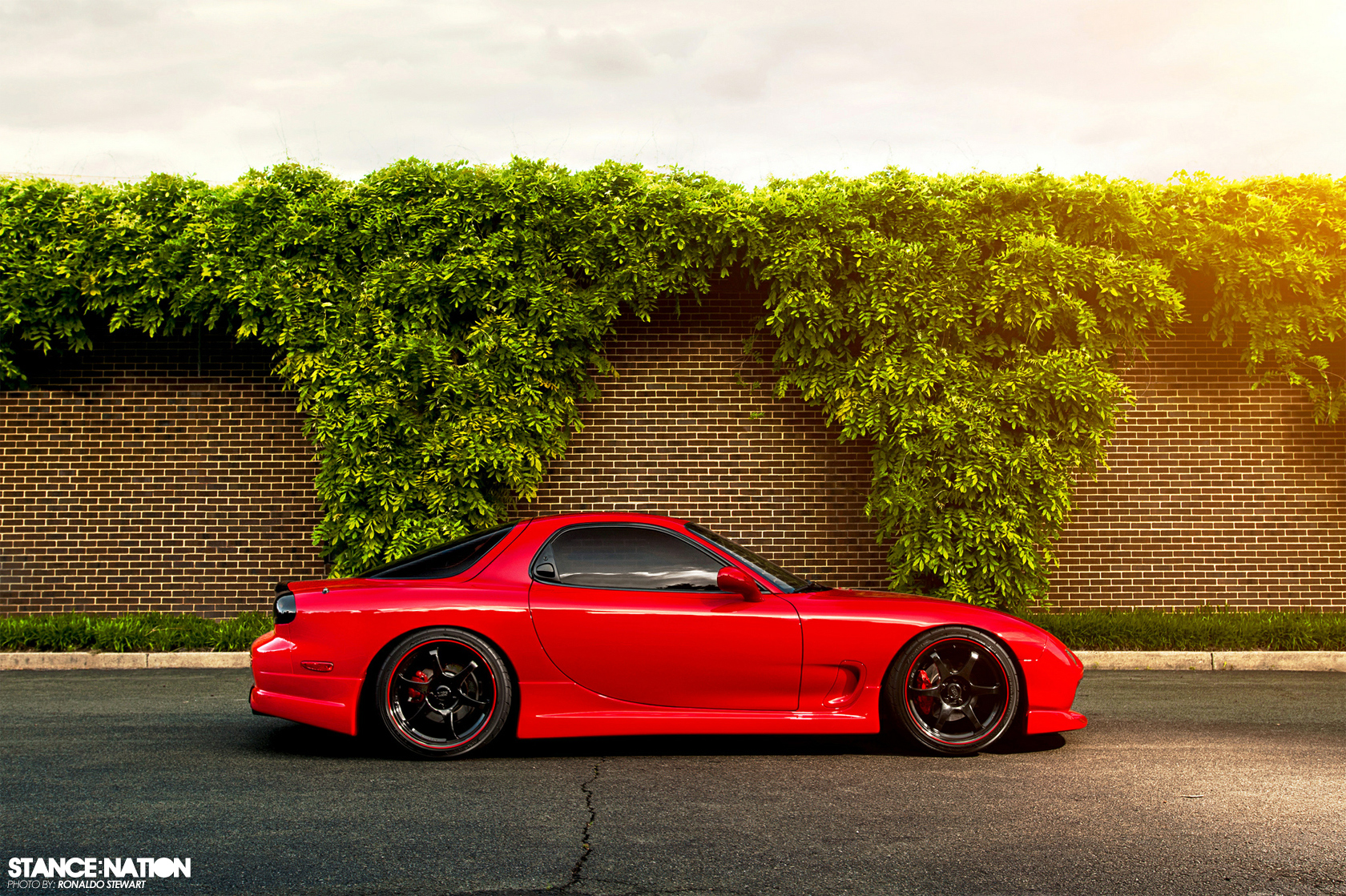 Form Function 454rwhp Mazda Rx7 Stancenation