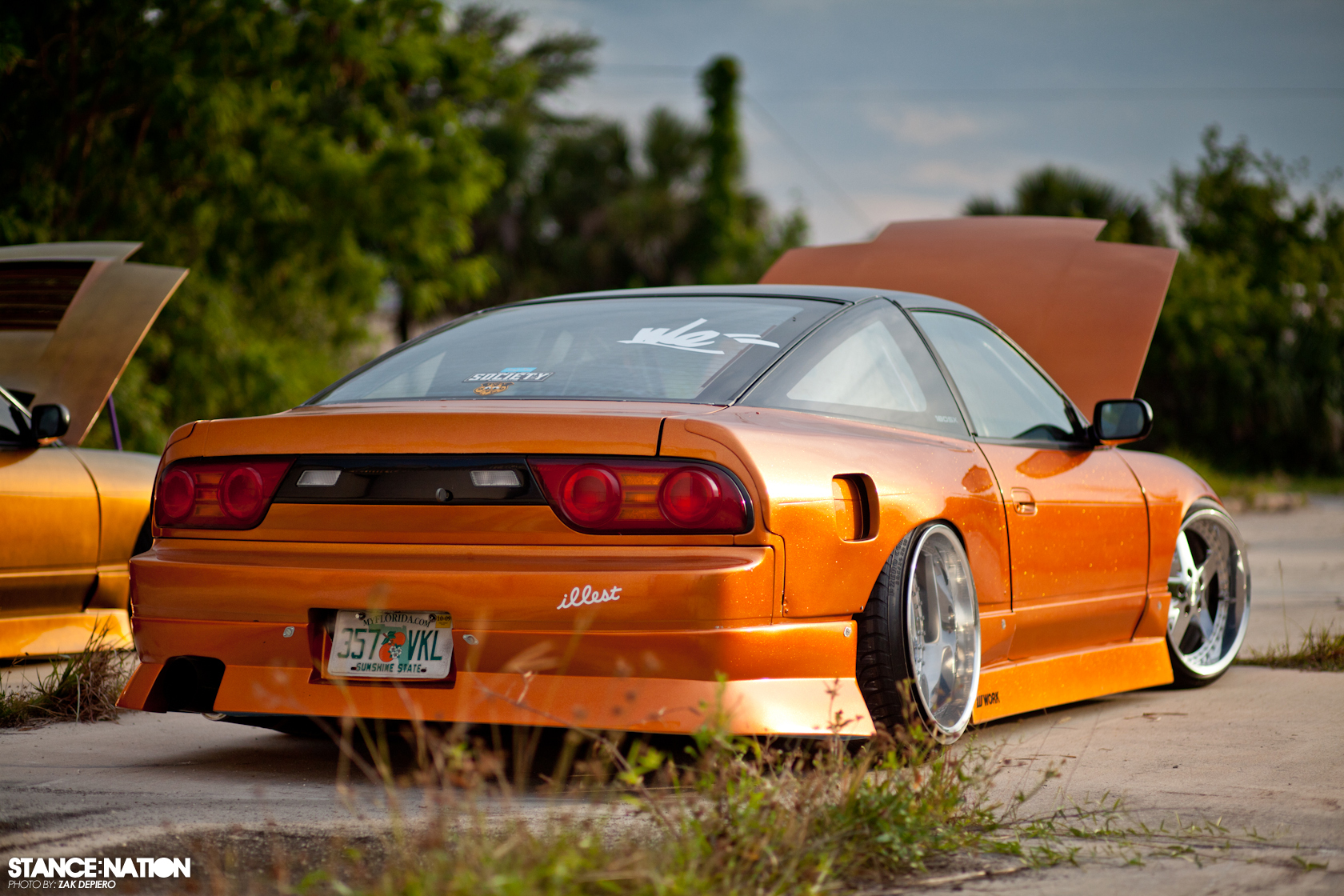 Assetto Corsa Nissan Sileighty Released together with Nissan 240sx Orange Work Equip further Oneviasileighty as well 2014 02 01 archive further Fs Ft Enkei Rp01 17x8 38 17x9 42 5x114 3 Charlotte Nc T490545. on nissan 180sx headlights