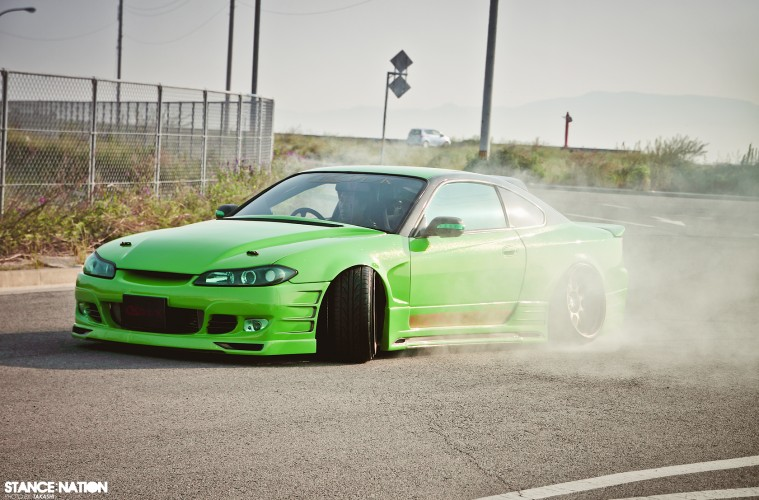Stanced & Fitted Drift Nissan Silvia S15 (19)
