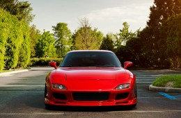 Aggressive Stance & Fitted Rotary Mazda FD RX7 (5)