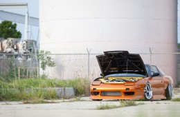Flush Fitment Drift 240SX Florida (2)