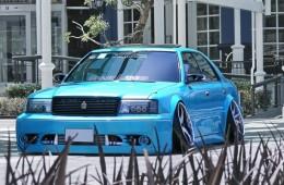 Onikyan Oni Camber Slammed Toyota Crown (1)