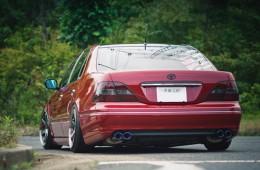 VIP Style Toyota Celsior Lexus LS430 Japan (3)
