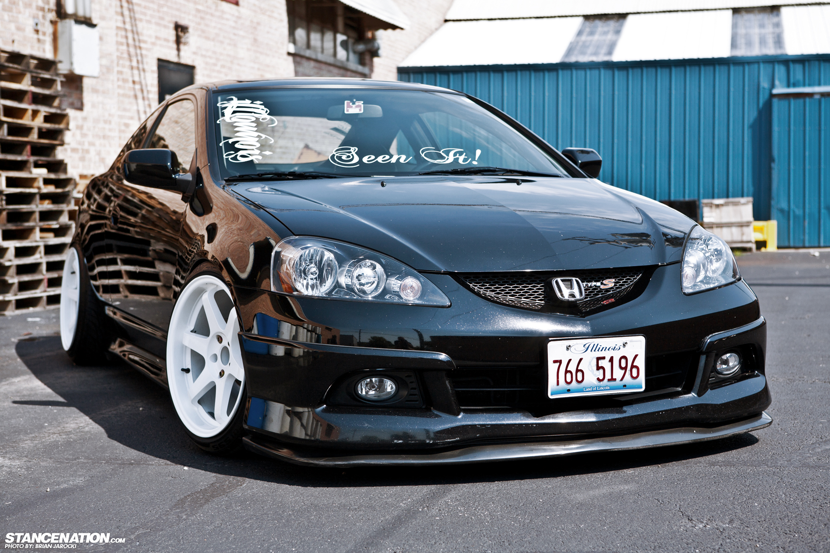 Illownois Juan Tamayo S Acura Rsx Stancenation Form Function