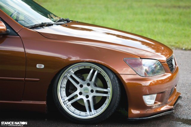 Slammed & Fitted Lexus IS (9)