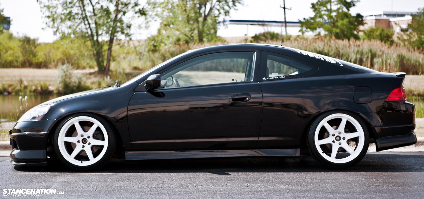 Illownois // Juan Tamayo's Acura RSX. | StanceNation™ // Form > Function