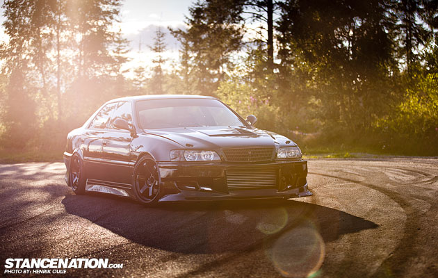 Drift Car Toyota Chaser (2)
