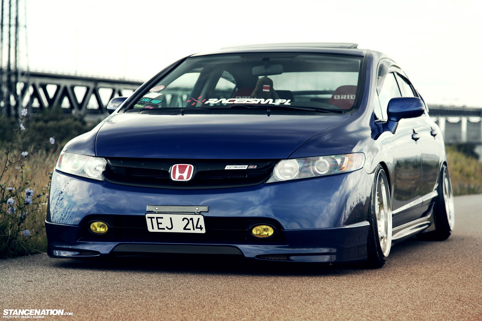 Limited Addiction // Jonasu0027 Honda Civic Si | StanceNation™ // Form U003e  Function