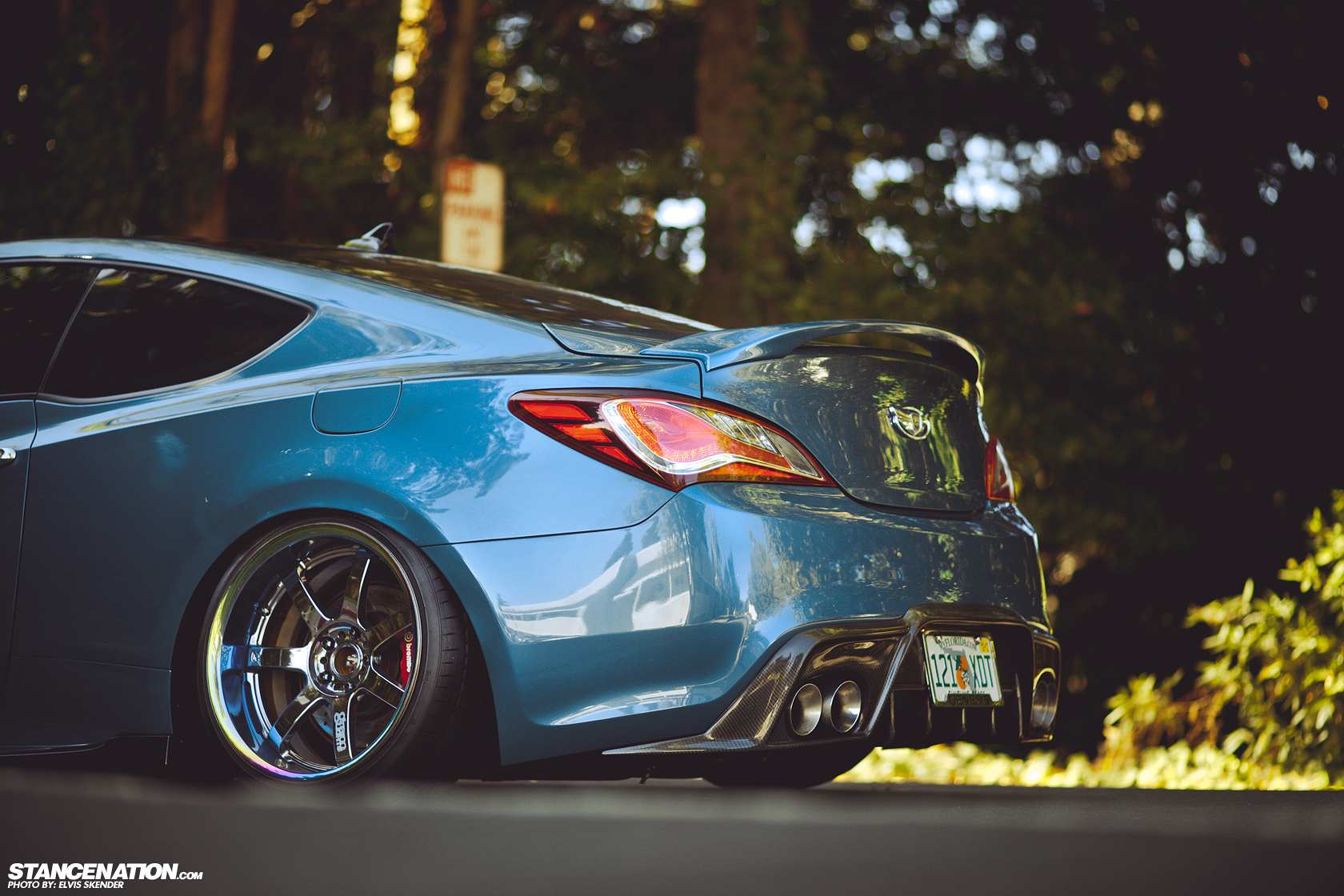 New Age Hyundai Jonjon S Stunning Genesis Coupe Stancenation Form Gt Function