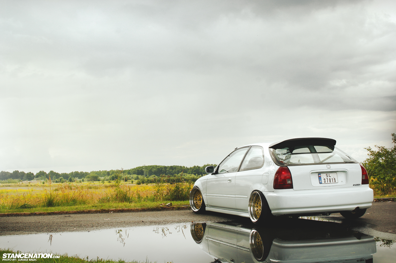 From Poland With Stance Stancenation Form Function 2012 Honda Civic Engine Wiring Harness Since 2008 When Lukas Purchased This It Has Seen Many Changes And Some That Have Even Gone Unmentioned Here Although Isnt Exactly What