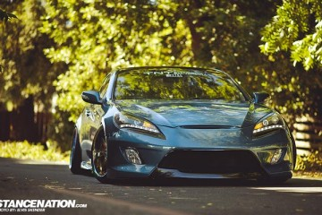 Flush & Stanced Hyundai Genesis Coupe (1)