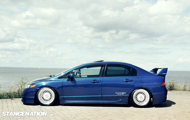 Limited Addiction Jonas Honda Civic Si Stancenation