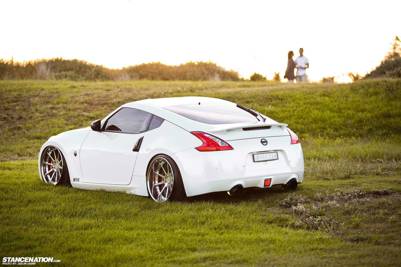 Nissan March Tuning >> Built To Order // Peter's Slammed 370Z. | StanceNation™ // Form > Function