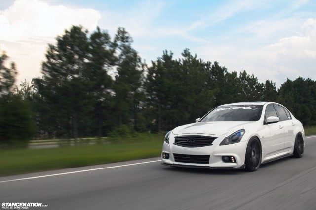 Meet Layla Christopher S 600 Hp Infiniti G37 Sedan