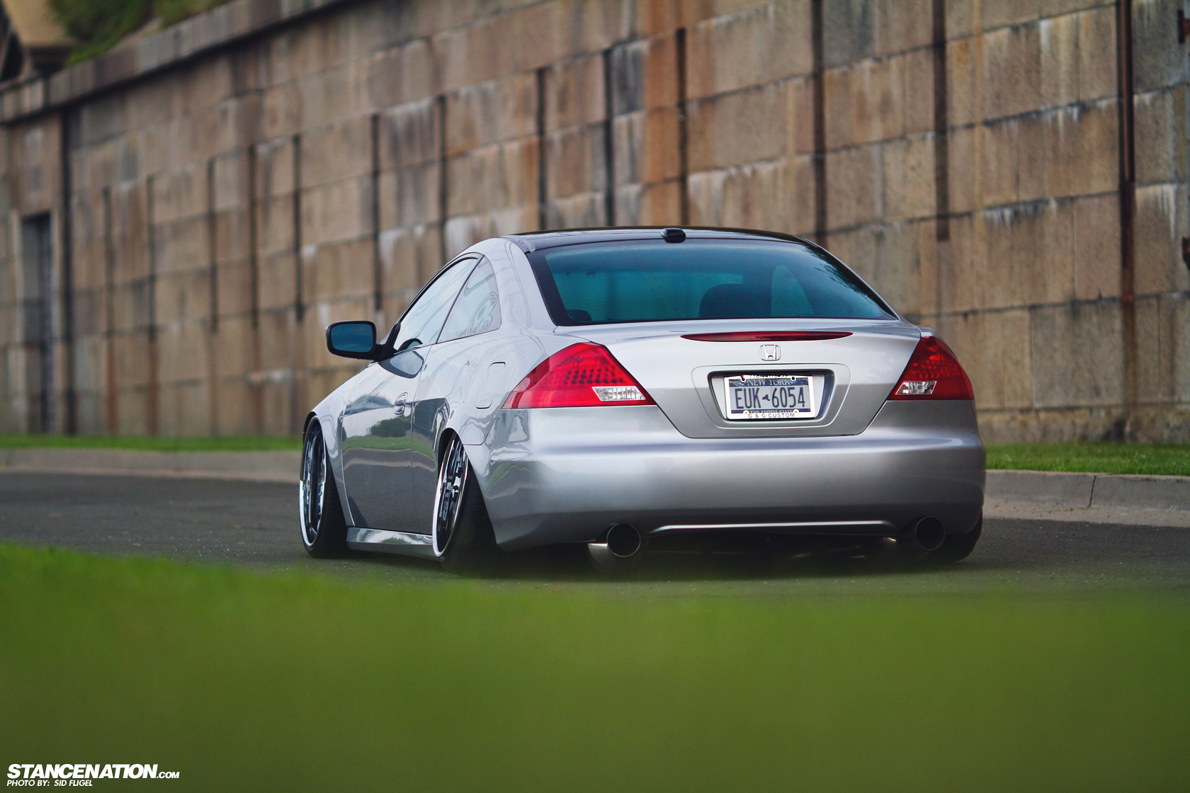 Custom Honda Accord >> Like No Other // Jamin's Slammed Accord Coupe. | StanceNation™ // Form > Function