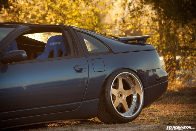 Tailored Skyler S Stunning Nissan 300zx Stancenation
