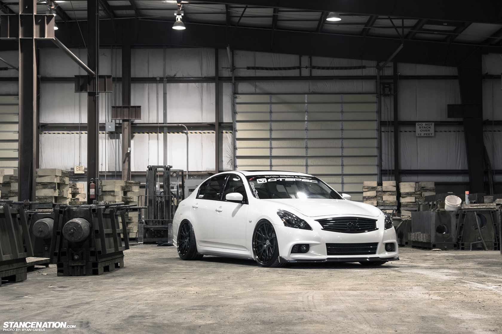 Meet layla christophers 600hp infiniti g37 sedan meet layla christophers 600hp infiniti g37 sedan stancenation form function vanachro Images