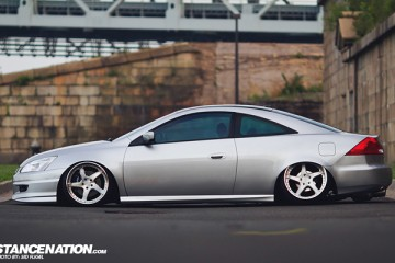 Dumped Honda Accord Coupe (1)