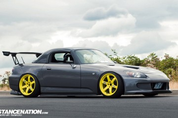 Flush & Track Fitted Honda S2000 (1)
