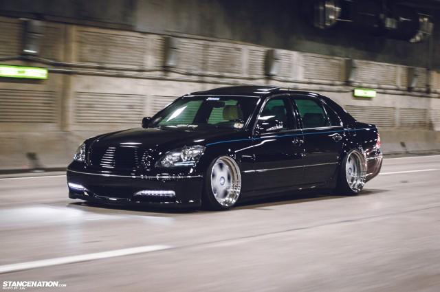 Quality All Around Gio S Lexus Ls430 Stancenation