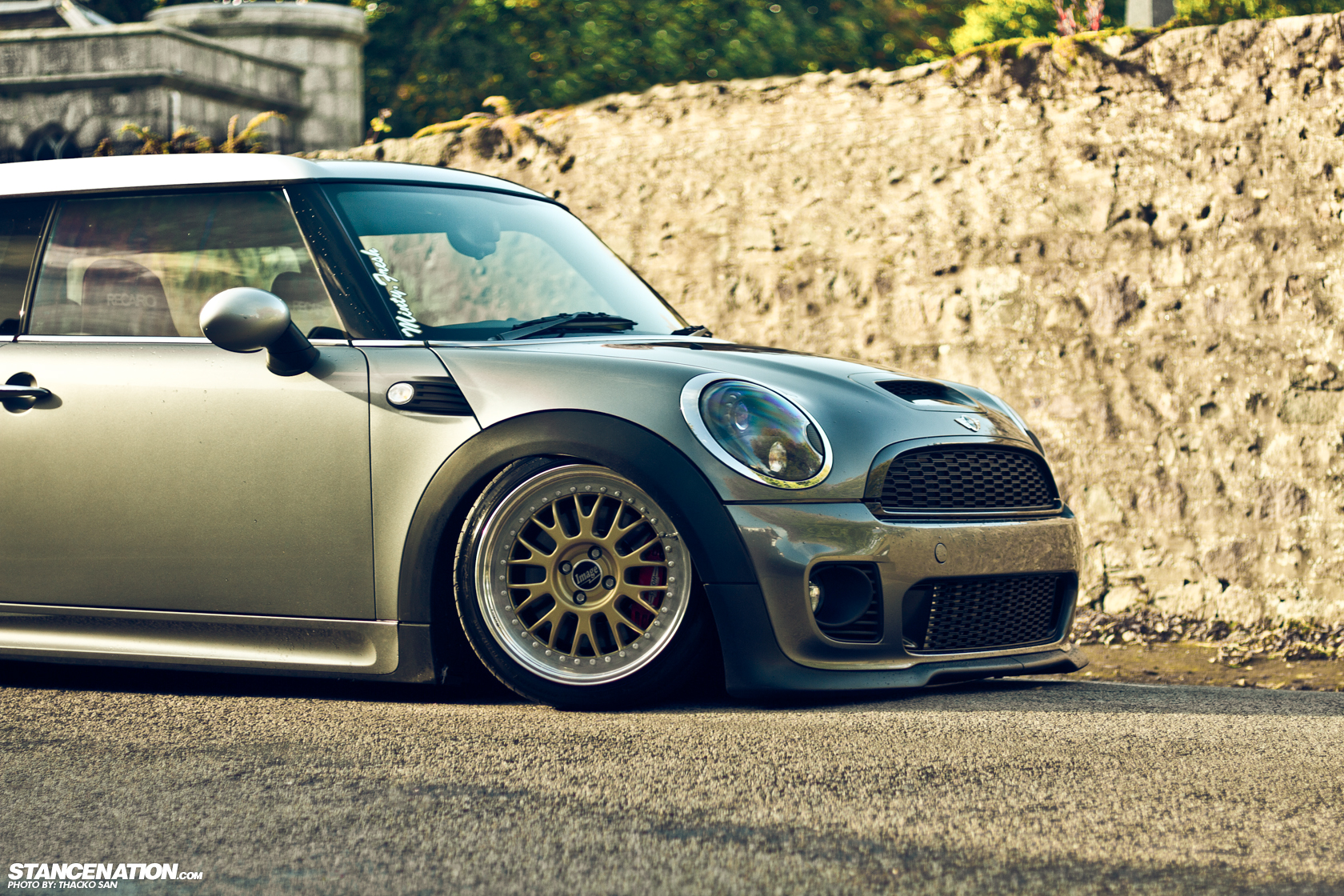 The Clubby That Could James Mini Cooper Clubman