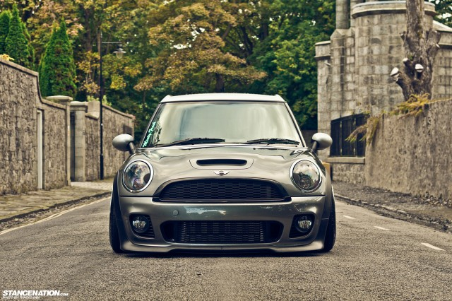 Mini Cooper Stance >> The Clubby That Could // James' Mini Cooper Clubman. | StanceNation™ // Form > Function