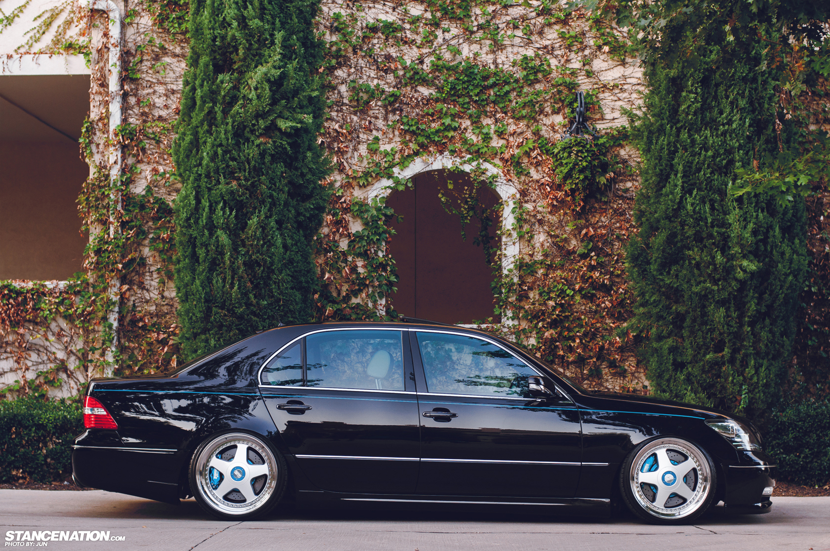 Quality All Around Gio S Lexus Ls430 Stancenation